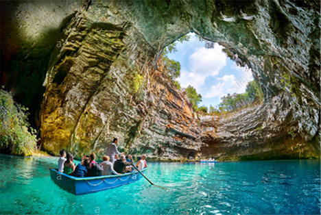 Melissani Lake - Kefalonia Excursion